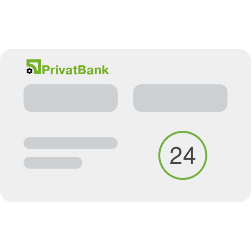 privat24 card